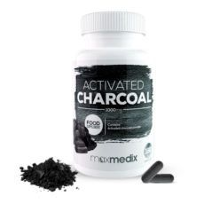 Bottle of Activated Charcoal