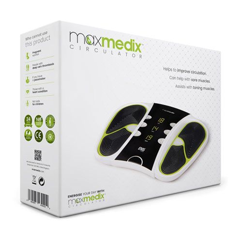 Box for MaxMedix Circulator