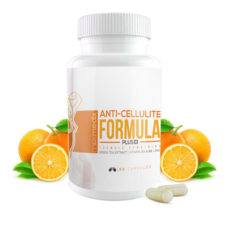 Bottle of Anti-Cellulite Formula Plus