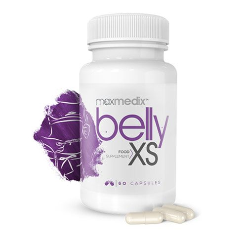 Bottle of Belly XS