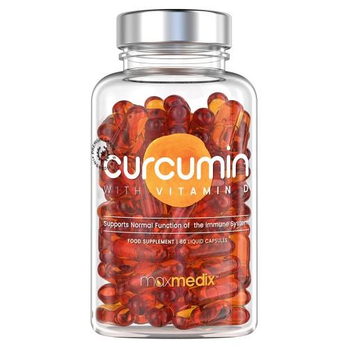 Curcumin With Vitamin D