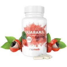 Bottle of Pure Guarana