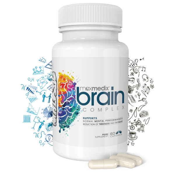 Bottle of Brain Complex