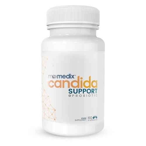 Bottle of Candida Support