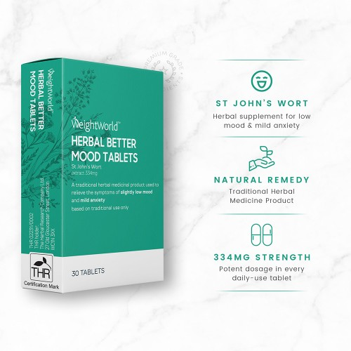 Herbal Better Mood Tablets