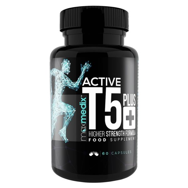 Bottle of Active T5 Plus